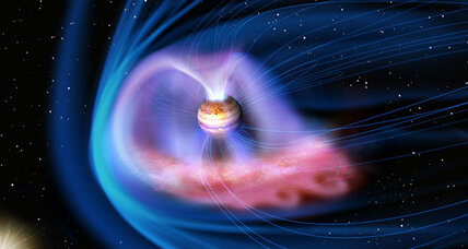 Solar storm on Jupiter makes brilliant X-ray auroras shine