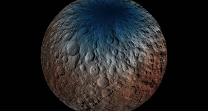 Spectacular Ceres images deepen mystery of dwarf planet's geology