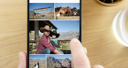 How Google Photos uses machine learning to create customized albums