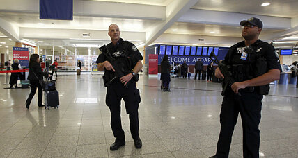 US transportation hubs on alert following Brussels bombings