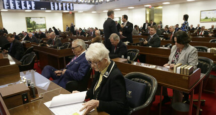 North Carolina Democrats walk out of special session revoking LGBT law