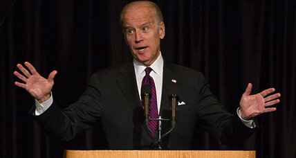 Joe Biden goes on the offensive on Supreme Court nomination