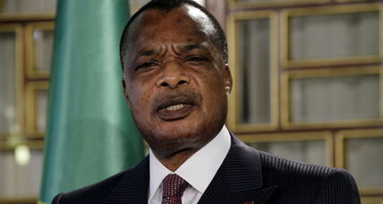 Congo Republic president reelected to 3rd term, interior minister says