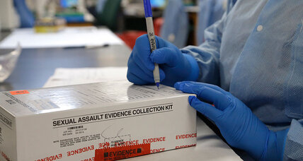 Florida joins national trend to address backlog of rape kits