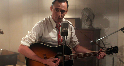 Tom Hiddleston headlines Hollywood's latest musical biopic