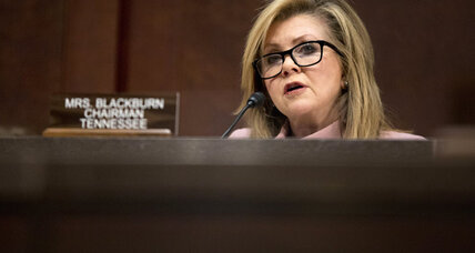 Marsha Blackburn to subpoena names of fetal tissue researchers
