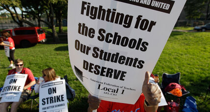 Why Chicago schools say a possible teachers strike is illegal