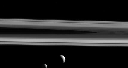 Saturn's 53 moons: Some may not be the ringed planet's first set of satellites