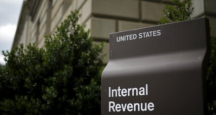 Being IRS commissioner shouldn't be mission impossible