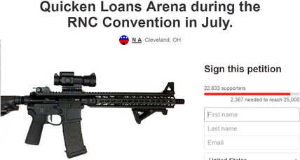 BYO handgun? GOP convention could be the next gun rights battleground