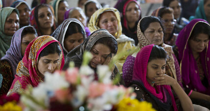 Easter bombing in Pakistan targeted Christians, killed mostly Muslims