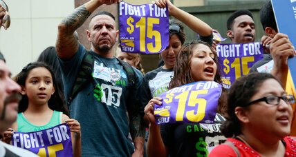 California moves closer to $15 minimum wage: Why that matters