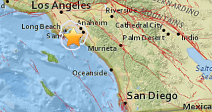 Huntington Beach rattled by magnitude 3.1 earthquake