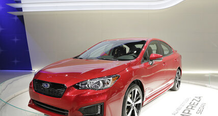 2017 Subaru Impreza preview: sleeker than ever with top-notch safety