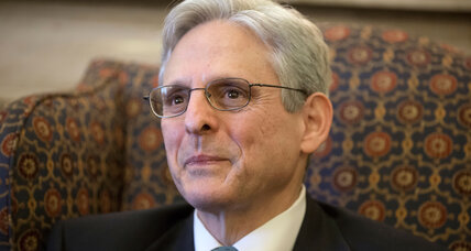 Merrick Garland's straight and narrow path to the Supreme Court