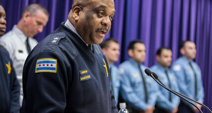 Why Chicago pick for police chief is lauded – and criticized