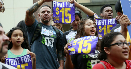 California's $15 minimum wage sets stage for grand experiment