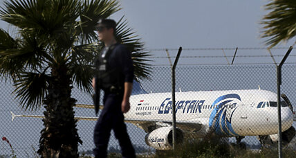 Egyptian hijacker arrested after standoff in Cyprus