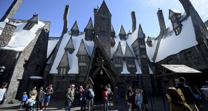 Planning a trip to the Wizarding World of Harry Potter? it might cost more than you think