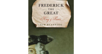 'Frederick the Great' occasionally rises to greatness