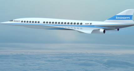 NYC to London in 3.4 hours? Richard Branson backs supersonic startup