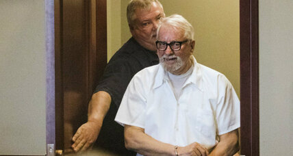 Man convicted in 1957 murder case: 'I'm innocent'