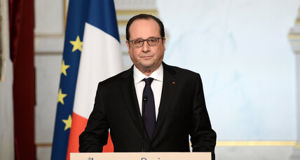 French president drops plan to strip citizenship from convicted terrorists (+video)