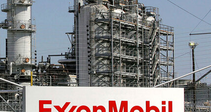 Did Exxon Mobil mislead the public about global warming?