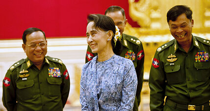 Myanmar's first civilian president in over 50 years: A new dawn? (+video)