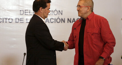 Colombian government and ELN agree to start formal peace talks