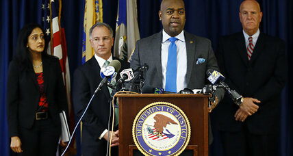 Justice Department brings 'jolt' of reform to Newark PD