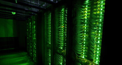 How America's big data centers are going green