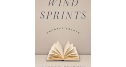 'Wind Sprints' serves up the wit of Joseph Epstein in bite-sized pieces
