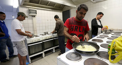 Germany's refugee crisis: A job-creation package in disguise?