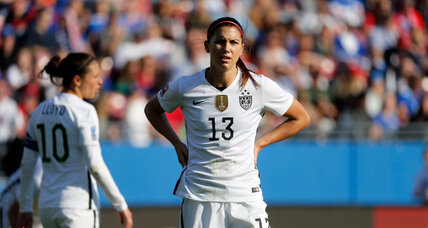Star players take on U.S. Soccer's gender wage gap
