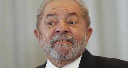 Brazil Supreme Court takes over probe into ex-president Lula da Silva