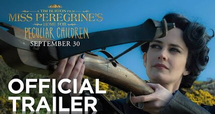 Here's why stories about gifted children like 'Miss Peregrine' appeal to young viewers