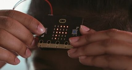 BBC gives away 1 million tiny 'Micro Bits' to make 1 million young coders