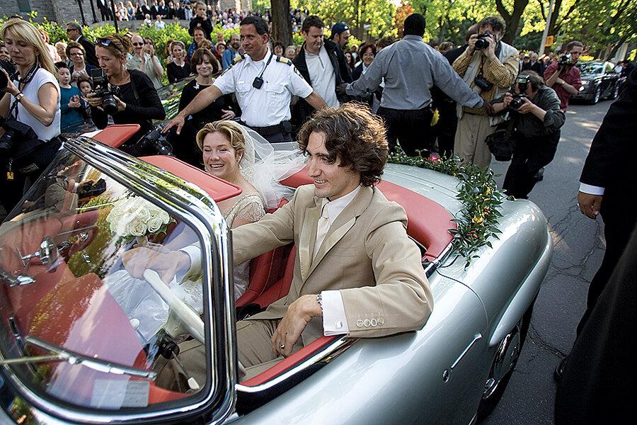 Justin Trudeau: Is he Canada's J F K ? - CSMonitor com