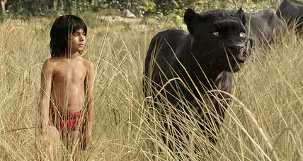 'The Jungle Book' has extraordinary effects and wonderful voice talent