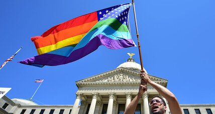 Federal judge strikes down last state law barring gay couples from adopting