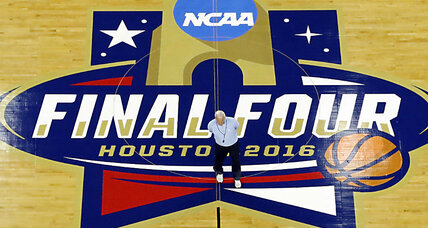 NCAA 2016 Final Four TV schedule: Who, where, when to watch