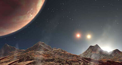 My Three Suns: Lessons from bizarre new exoplanetary system