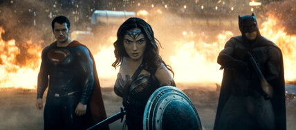 'Batman v Superman' Dives 68% to $52.4 Million in 2nd Weekend