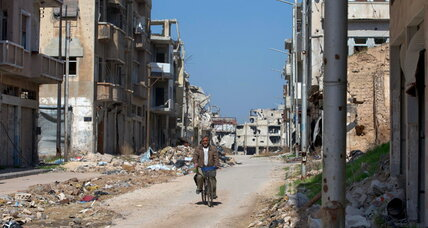 Structures of hope for a new Syria