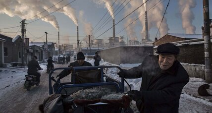 Have China's carbon emissions already peaked?