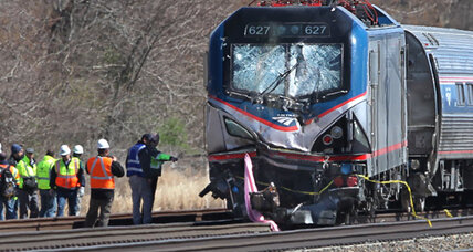 Amtrak train crash: Are train safety controls at fault? (+video)