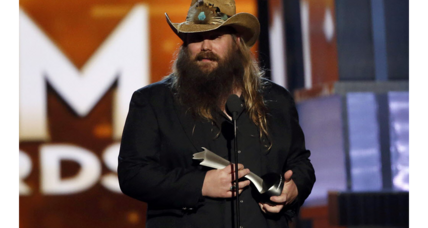 ACM Awards: How singer Chris Stapleton scored major victories again