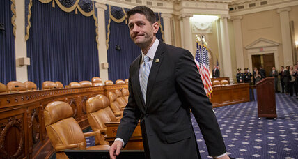 Could Paul Ryan be the dark horse GOP presidential nominee?