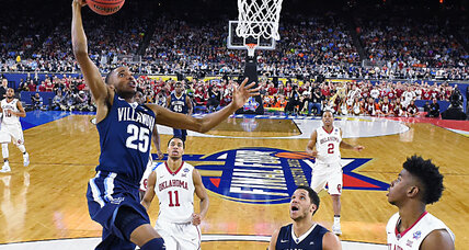 Villanova vs. North Carolina: The conclusion of March Madness